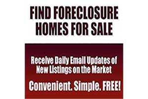 Williamstown foreclosures